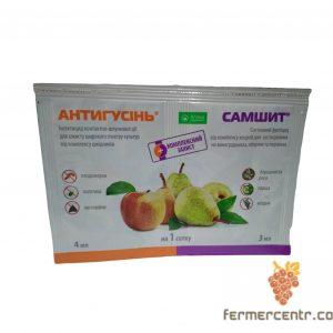 Антигусень + Самшит (4 + 3 мл)