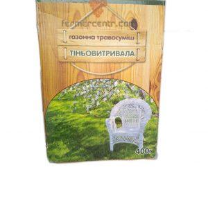 Газонная трава Тенеустойчивая 400 гр.
